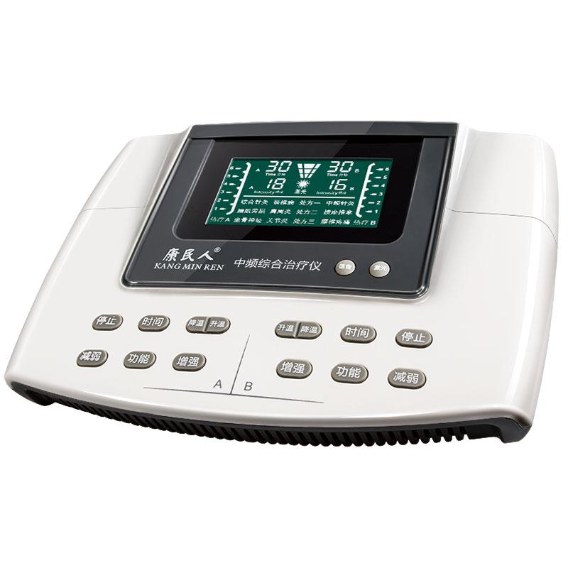 康民人中频治疗仪 JQ821标配版