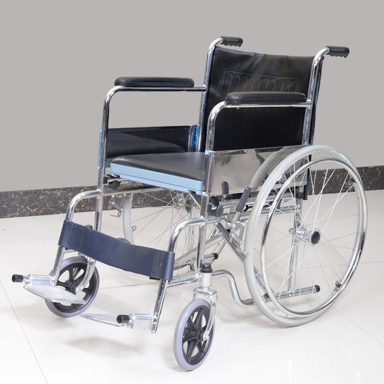 康神带便桶轮椅KS-d601