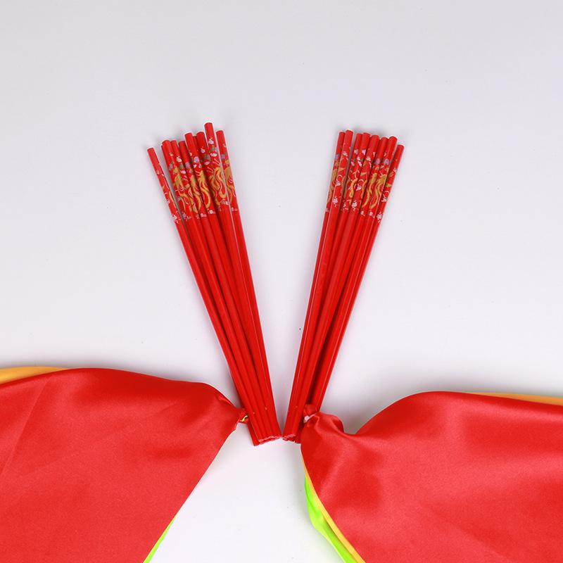 筷子舞筷子蒙古舞蹈筷子广场舞道具健身舞蹈筷