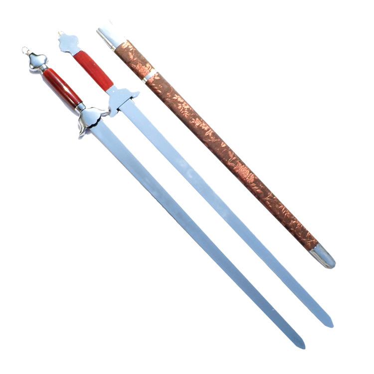 镀广木兰双剑