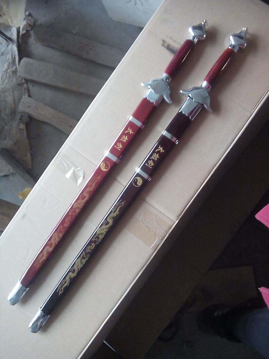 太极剑硬剑