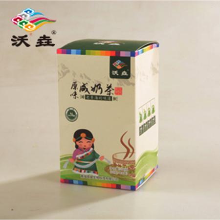 原味咸奶茶   高原纯奶  绿色清真食品  纯、滑、香