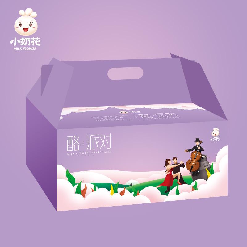 酪派对奶酪  内蒙古特产奶片  酸奶疙瘩条  奶豆奶棒  12味600g盒装