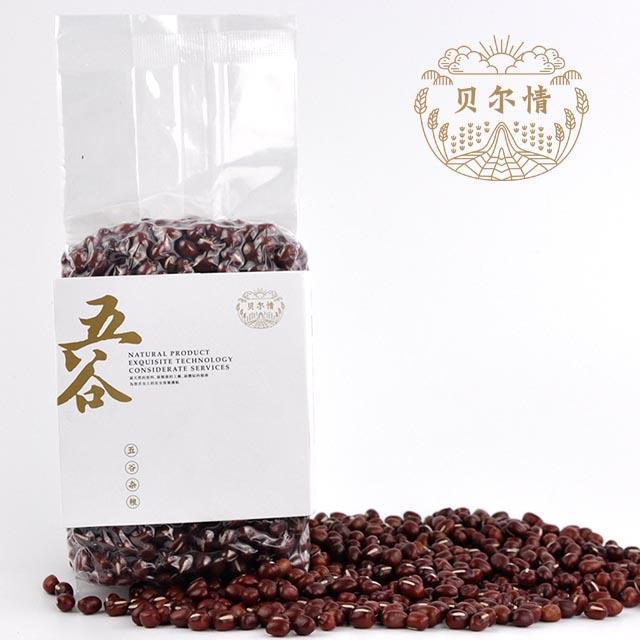 珍珠红小豆  东北寒地黑土大兴安岭特产  经济价值居五谷杂粮之首