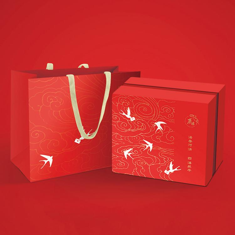 茶礼盒系列  燕语福盒