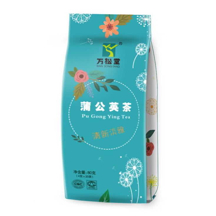 万松堂 - 蒲公英茶祛火茶  配方降火花茶代用茶