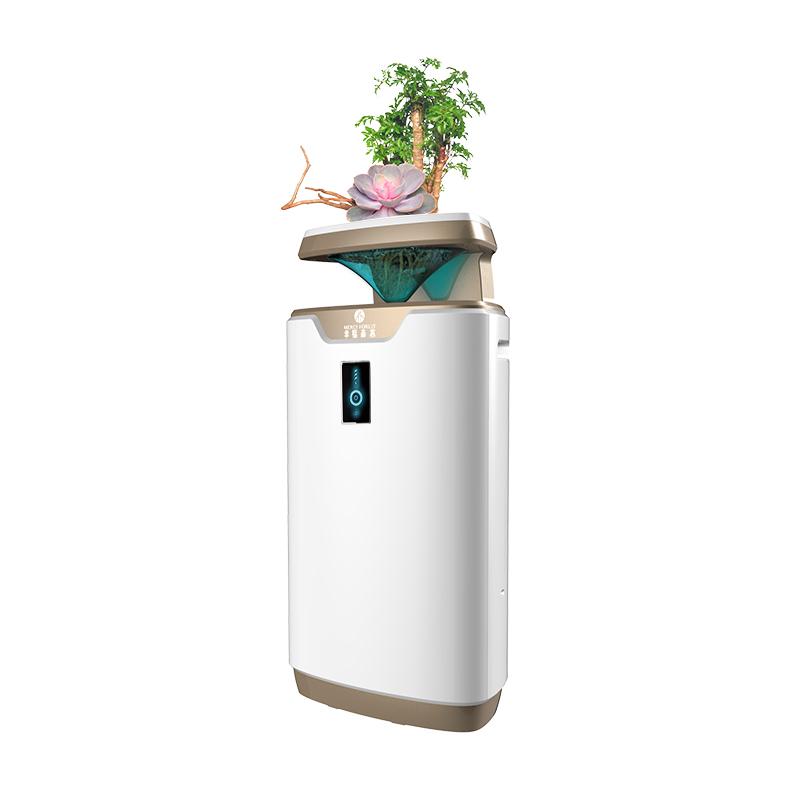 大幸福森林空气净化器新款 - 除醛彻底、清华科研出品