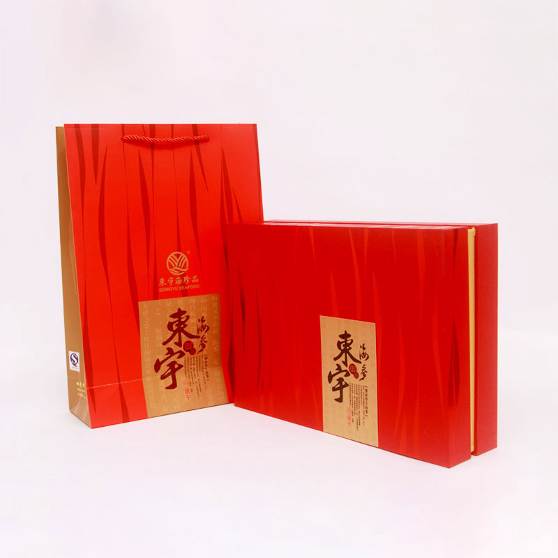 东宇野生海参 - 有机海参30头礼盒装 双有机认证天然野生海参