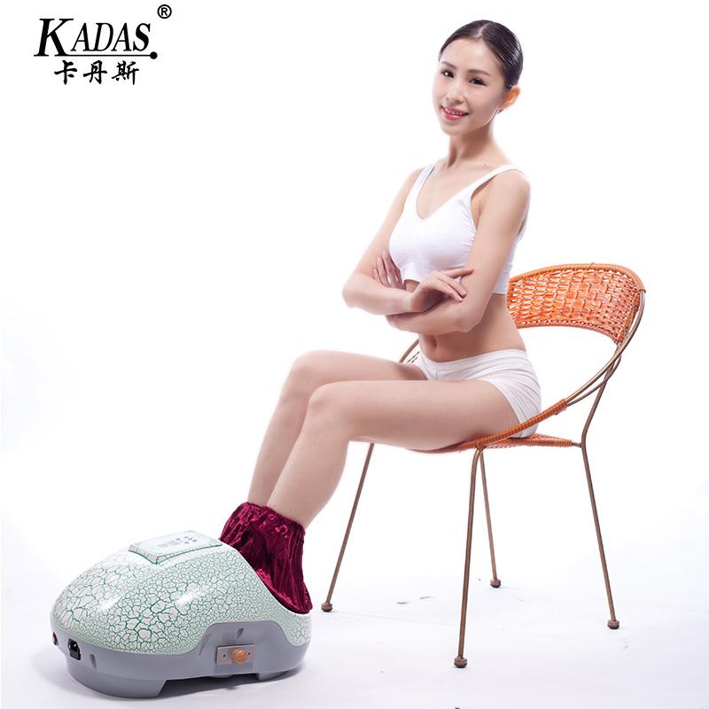 卡丹斯 - 梨花足部艾灸仪   足部包裹式艾灸仪4大特色