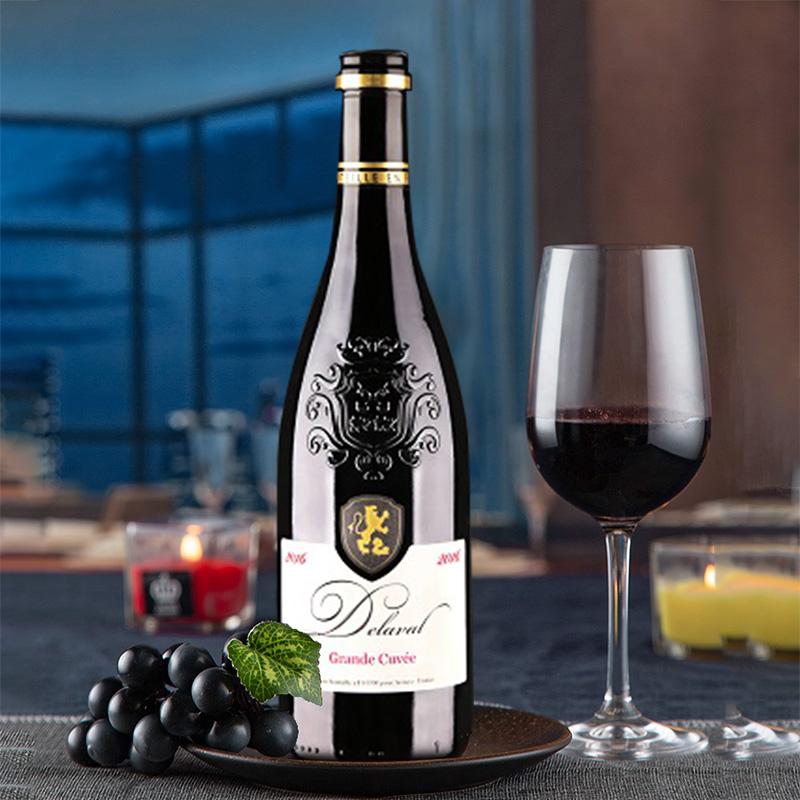 雅亨堡 - 法国德拉法精选干红葡萄酒DELAVAL Grande Cuvée
