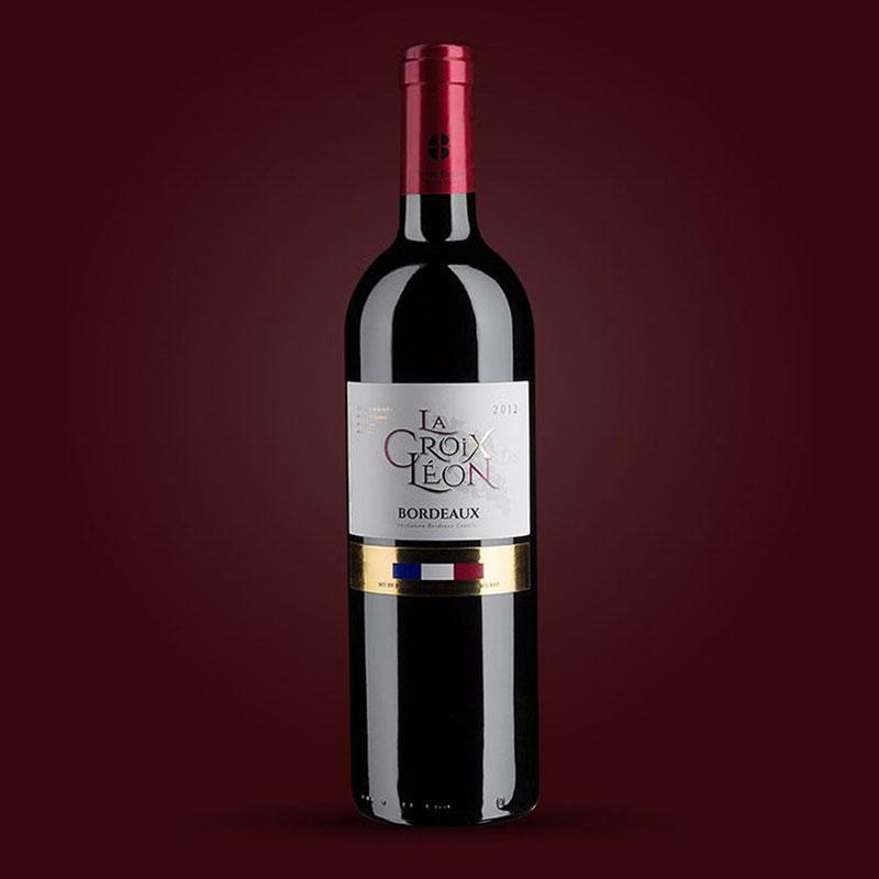 雅亨堡 - 法国十字利奥干红葡萄酒 LA CROIXLEON